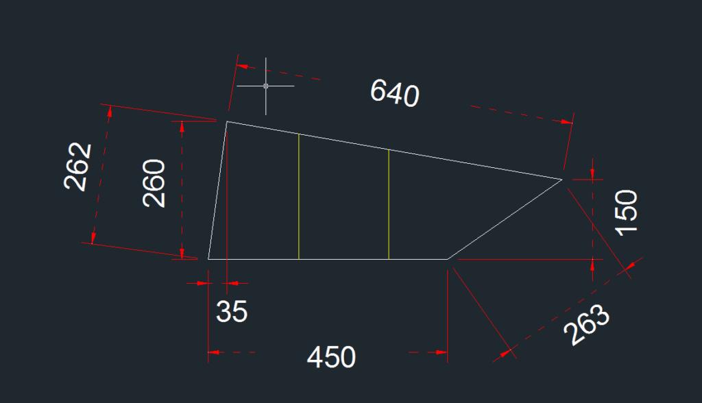 [問題]請問不規則形狀均分面積的問題 O121210