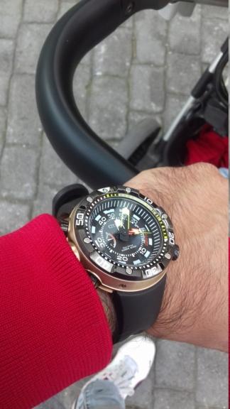 ¿Que reloj llevamos hoy? - Página 2 20181024