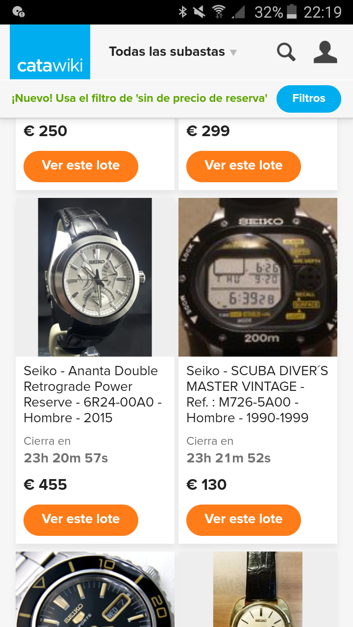SEIKO M705 vs CASIO DEP 610? Screen11