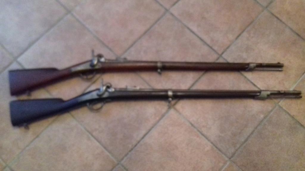 carabine de Vincennes mod. 1865 20181112