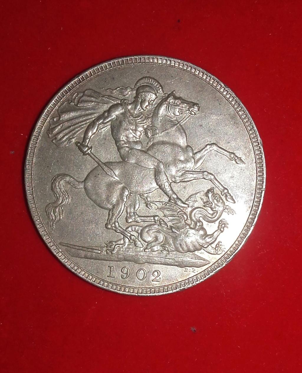 Cuando 1  shilling eran 12 pence y 1 penny eran 4 farthings. 20181213