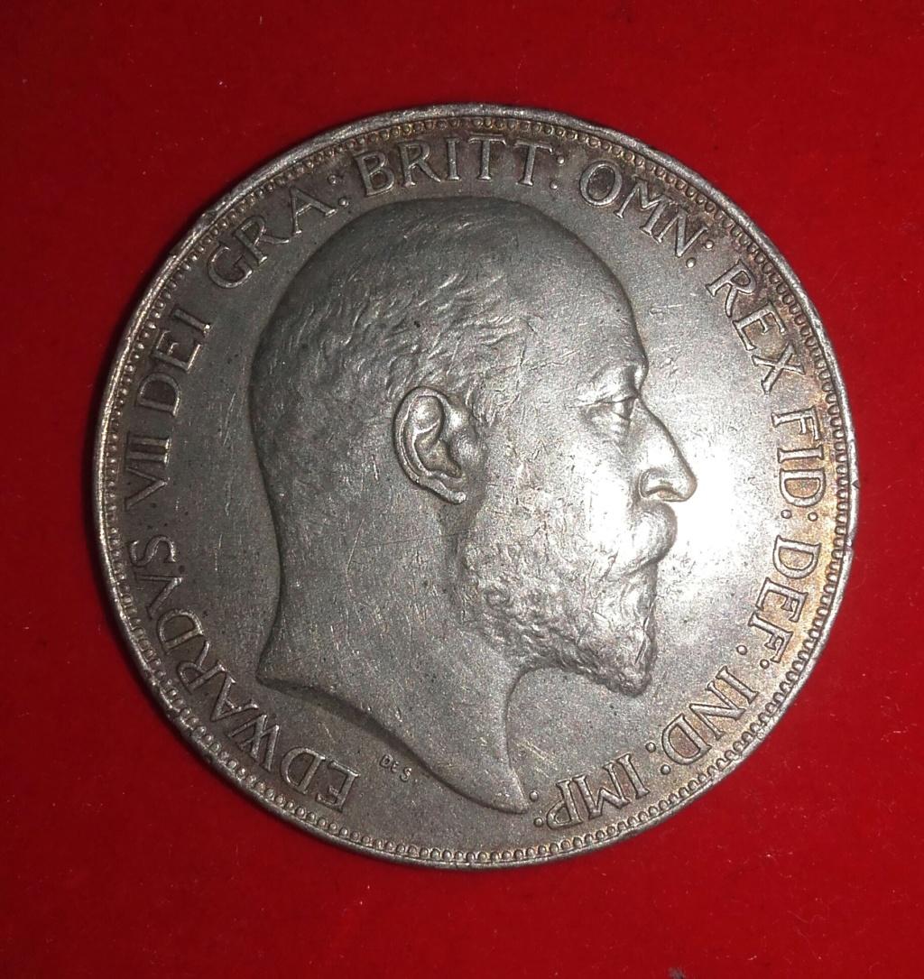 Cuando 1  shilling eran 12 pence y 1 penny eran 4 farthings. 20181214