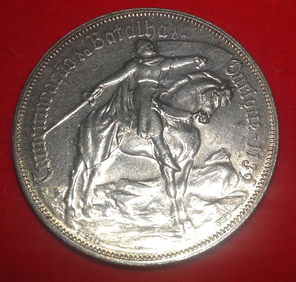 "10 Escudos ""Battle of Ourique"" Portugal 20181257"