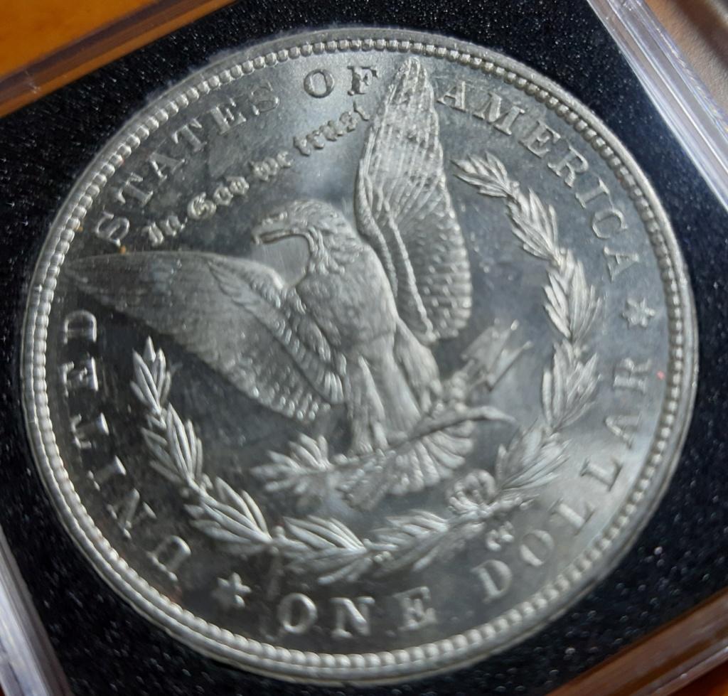 Morgan Dollar Carson City Mint 20190813