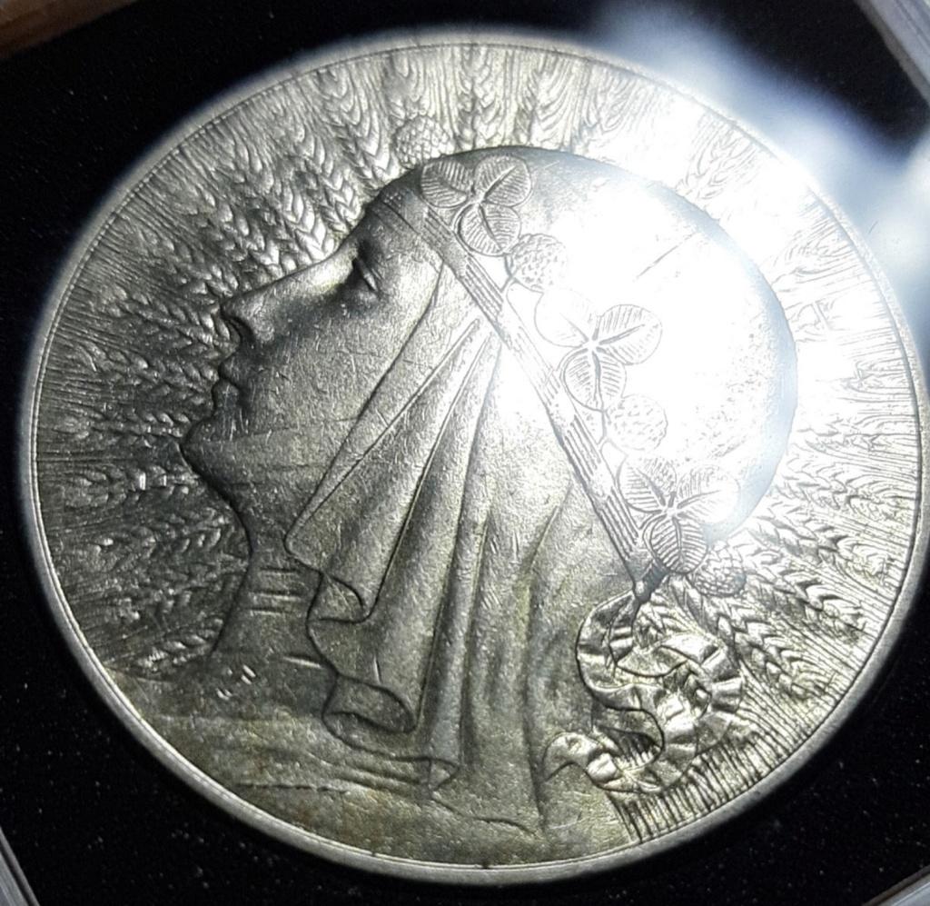 10 Zlotych (Queen Jadiwiga) dedicado a jose.lagarda 20190820