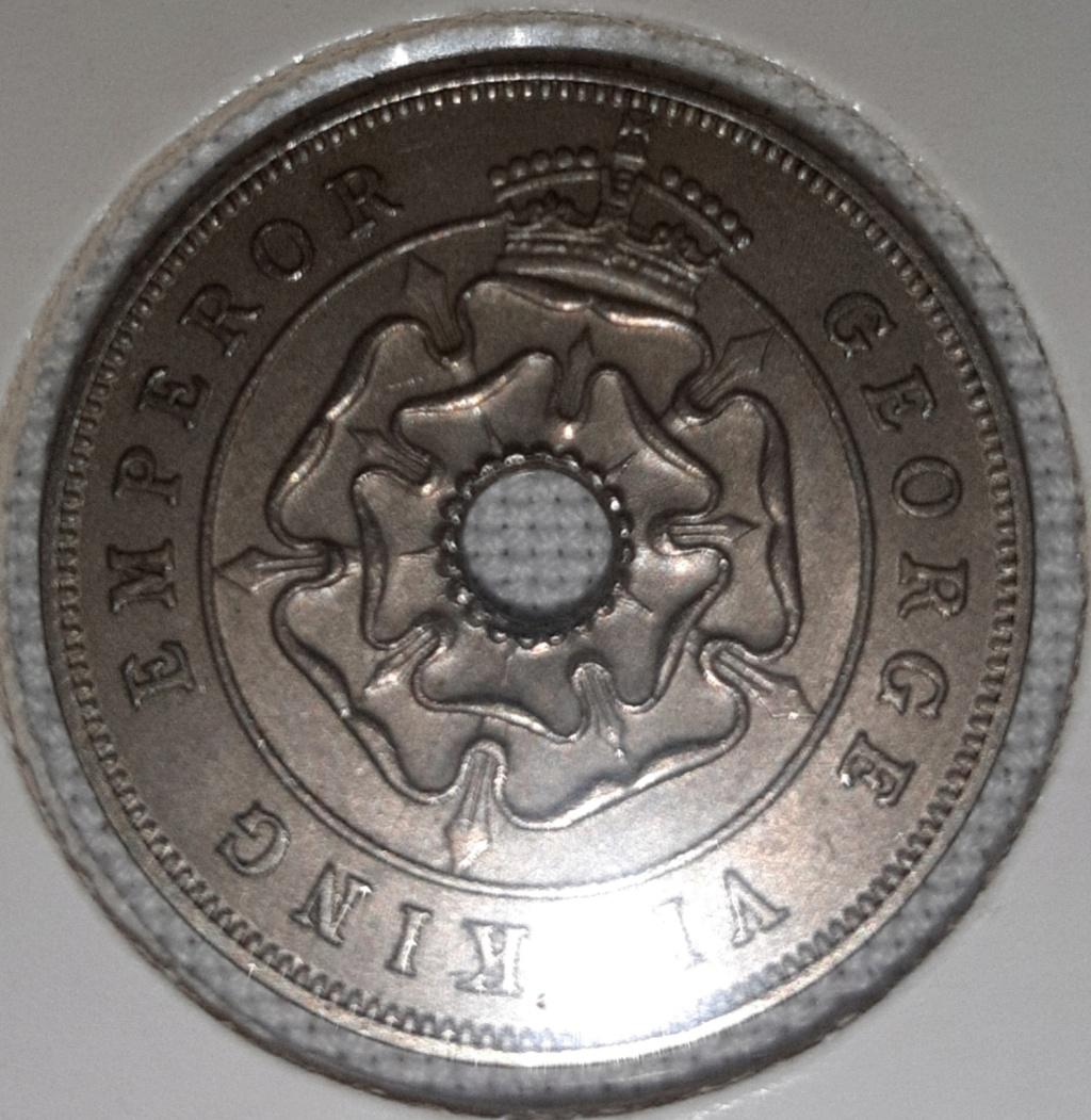 Africa- Rhodesia del Sur 1 penny 1939. George VI 20190857