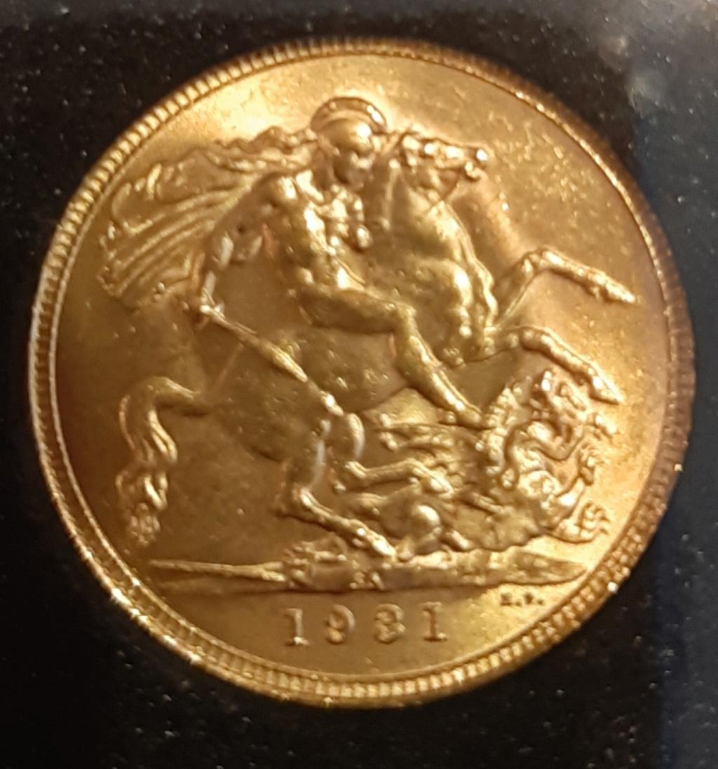 Africa- Sudáfrica 1 sovereign 1931 George V. Pretoria. 20190858