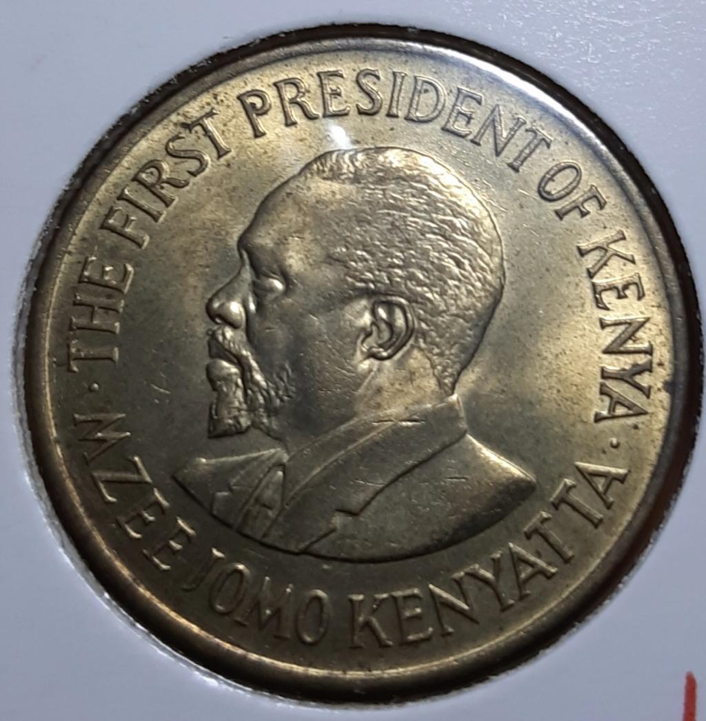 Africa- 10 cents Kenya 1978 20190869