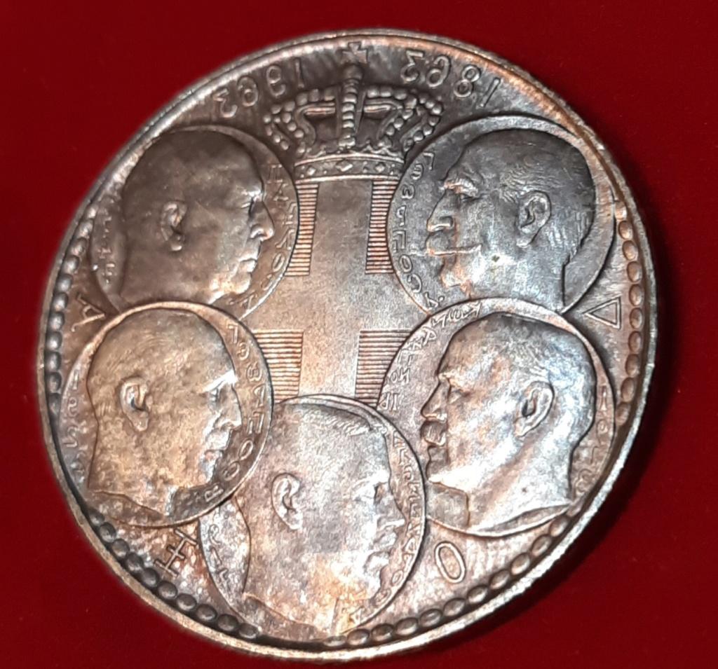 1963 30 drachmai - Grecia. Paul I (Dinastía monárquica). 20190911