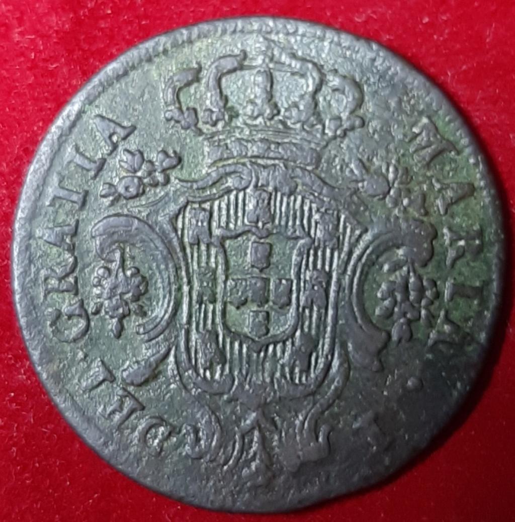 1799 - 5 REIS - MARIA I - Portugal. Cobre. 20190960