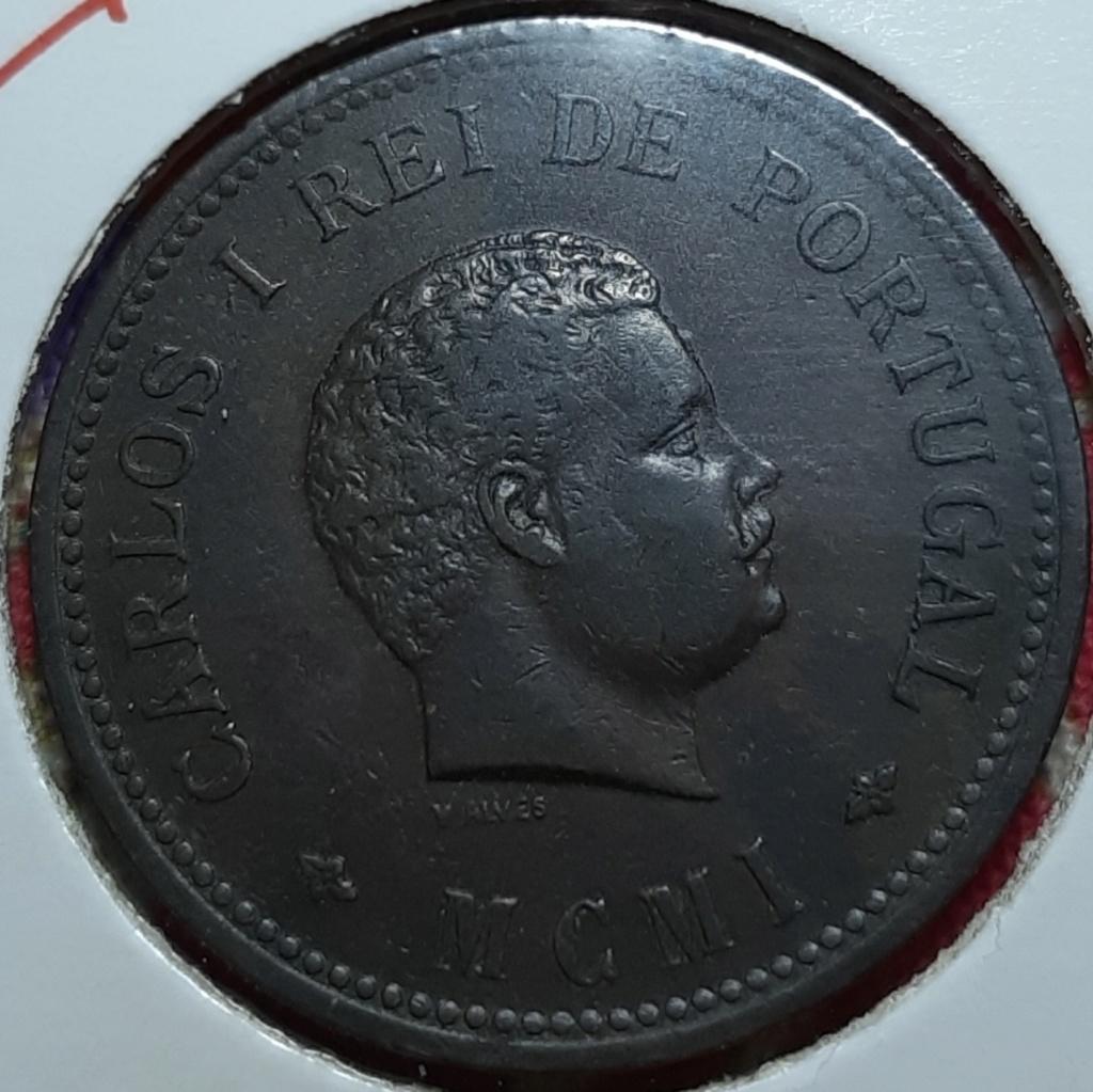 INDIA PORTUGUESA 1/2 TANGA 1901 20191044