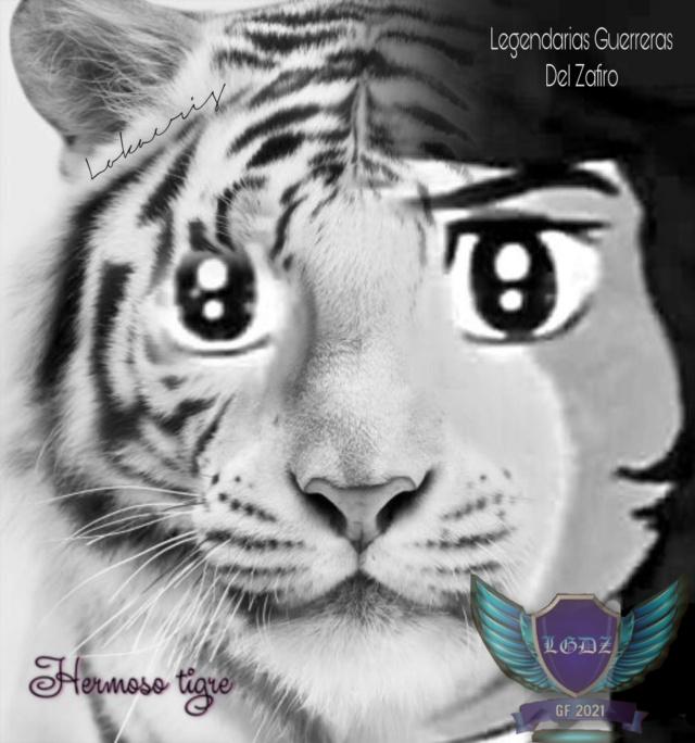 ⚔️⚔️⚔️ Desde las Trincheras De Las Legendarias Guerreras Del Zafiro ????Tigre????Lokacris ????❤️⚔️⚔️⚔️ 37b52410