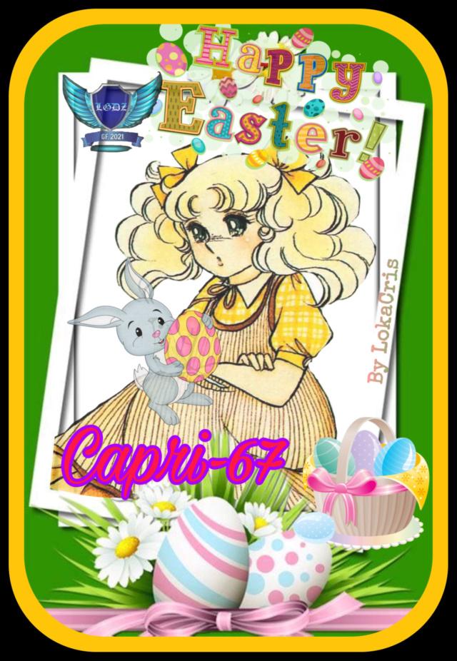 ***Legendarias Guerreras Del Zafiro ***Cerrando y Entregando  firmitas de pascua Candy 2*** 68272510