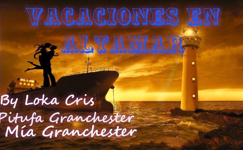 LANZA PETARDO DESDE LA TRINCHERA DE LAS LEGENDARIAS GUERRERAS DEL ZAFIRO VACACIONES EN ALTAR CAP. 9-I  Amor en un Crucero Cap9-210