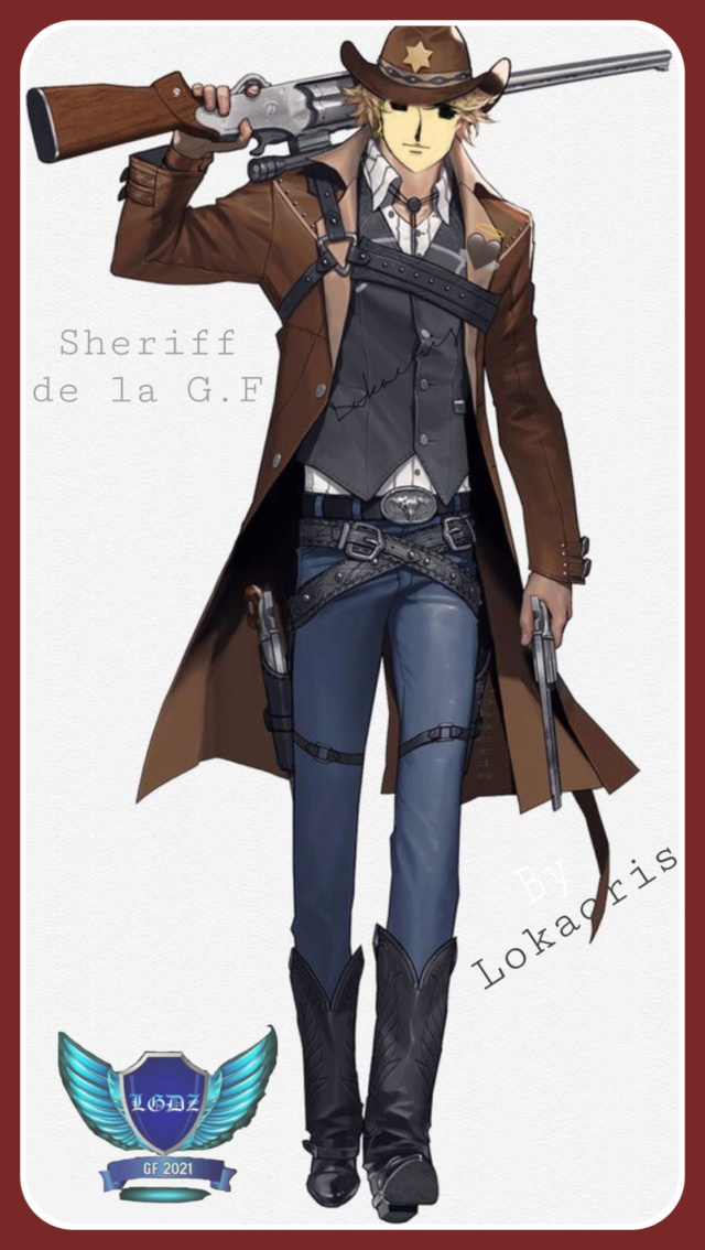 """Desde Las Trincheras De Las """"Legendarias guerreras Del Zafiro """"  Llegó el sheriff ????✈️  D9889b10"""
