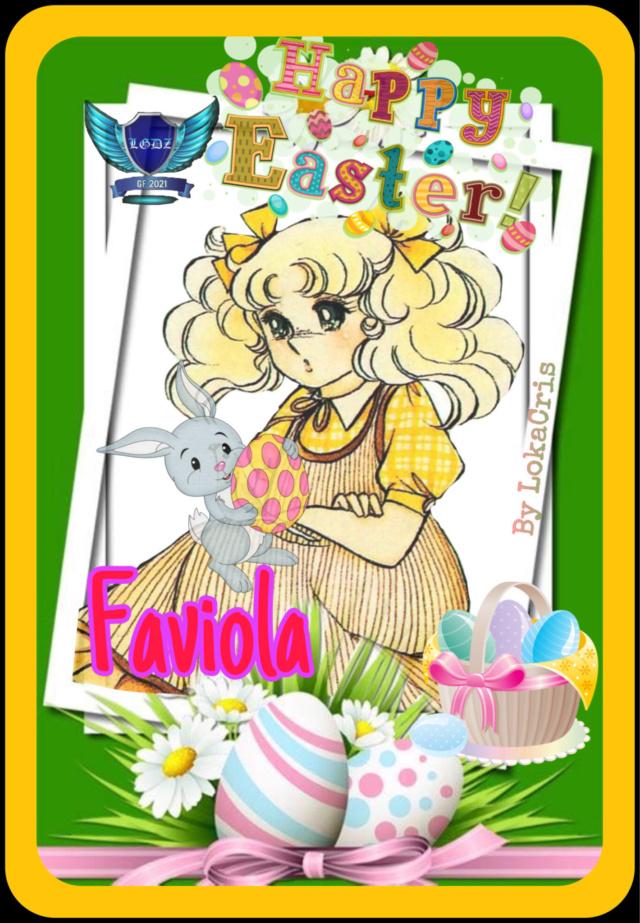 """****Legendarias Guerreras Del Zafiro ***"""" Cerrando y entregando  firmitas de pascua Candy """"**** Fa7bd410"""