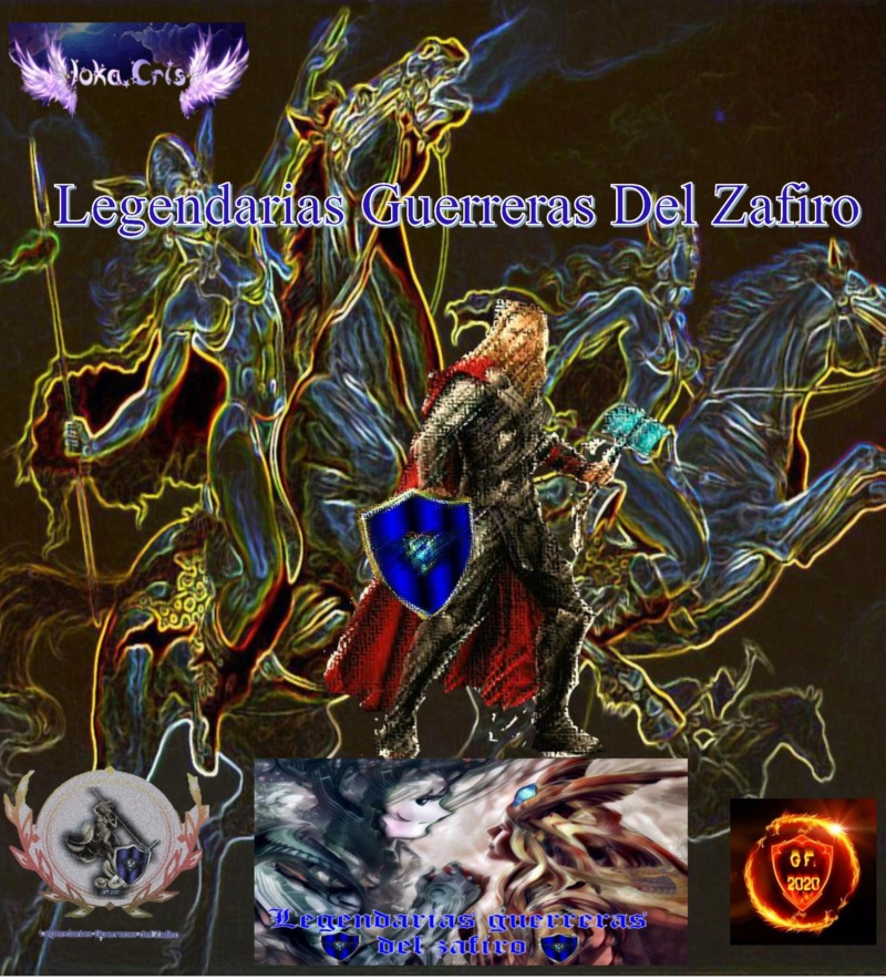 LANZA DE PLATA DESDE LA TRINCHERA DE LAS LEGENDARIAS GUERRERAS DEL ZAFIRO LGDZ VAiLHALA Thor-310