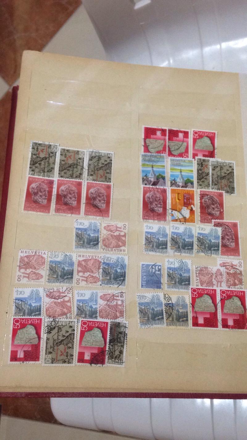 Echange de timbres . 15450710