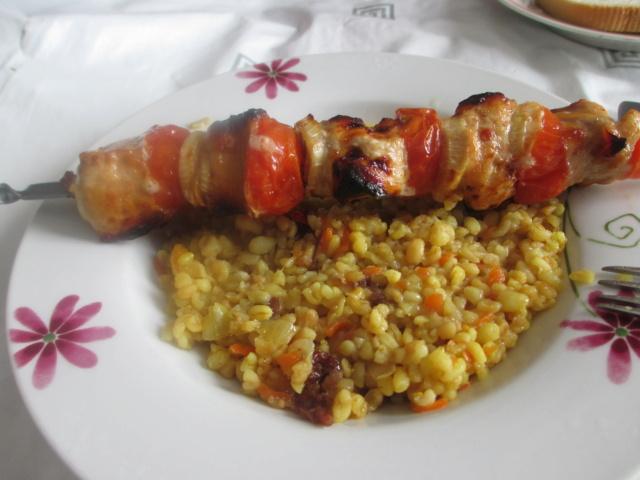 Кулинарные эксперименты и повседневная еда - Страница 42 Img_2816