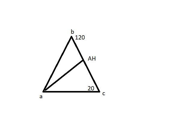 Medida angulo AH Triang11