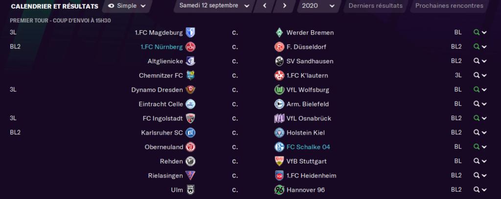 1er Tour DFB Pokal avant jeudi 12h 13493610