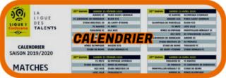 Ligue 1 Calend10