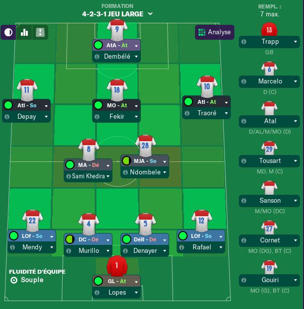 Composition 7ème journée de Ligue 1 avant Samedi 12h Captur14