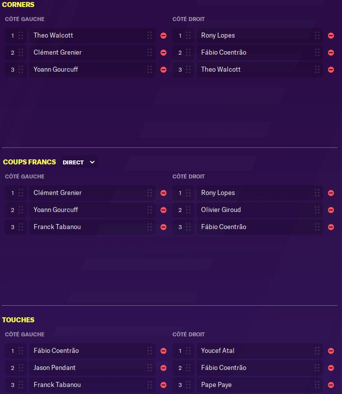 Tireurs CF,Corners ,touches et Penalty Captur75