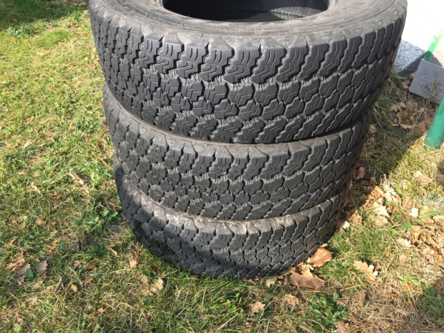 3 Gomme GY Silent Armour 255/75 R17 113 T 33f48610