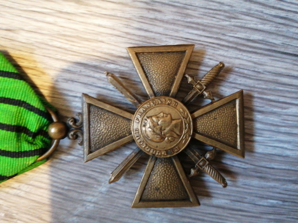Estimation Croix de Guerre 39-40 15816910
