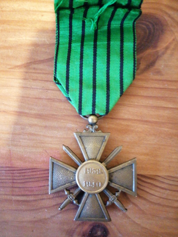 Estimation Croix de Guerre 39-40 15816912