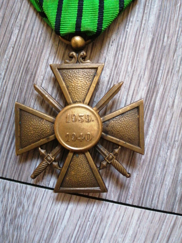 Estimation Croix de Guerre 39-40 15816913