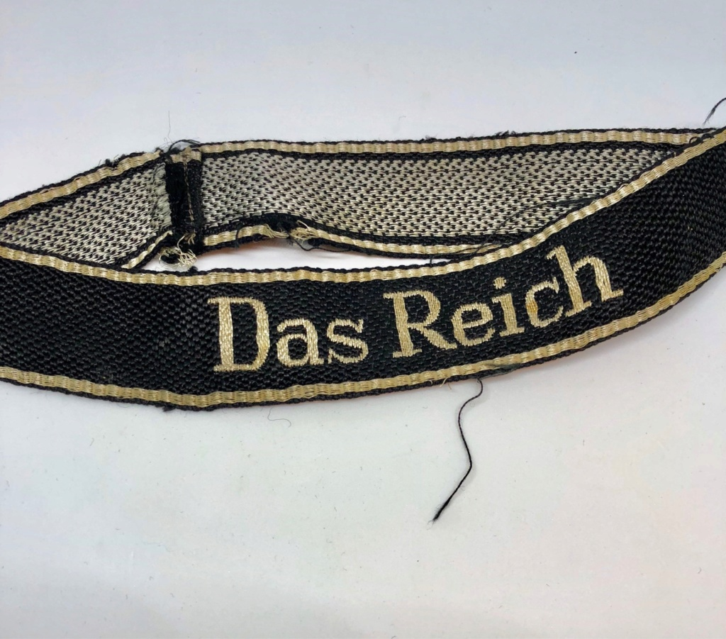 Bande de bras Das Reich  4c46d310