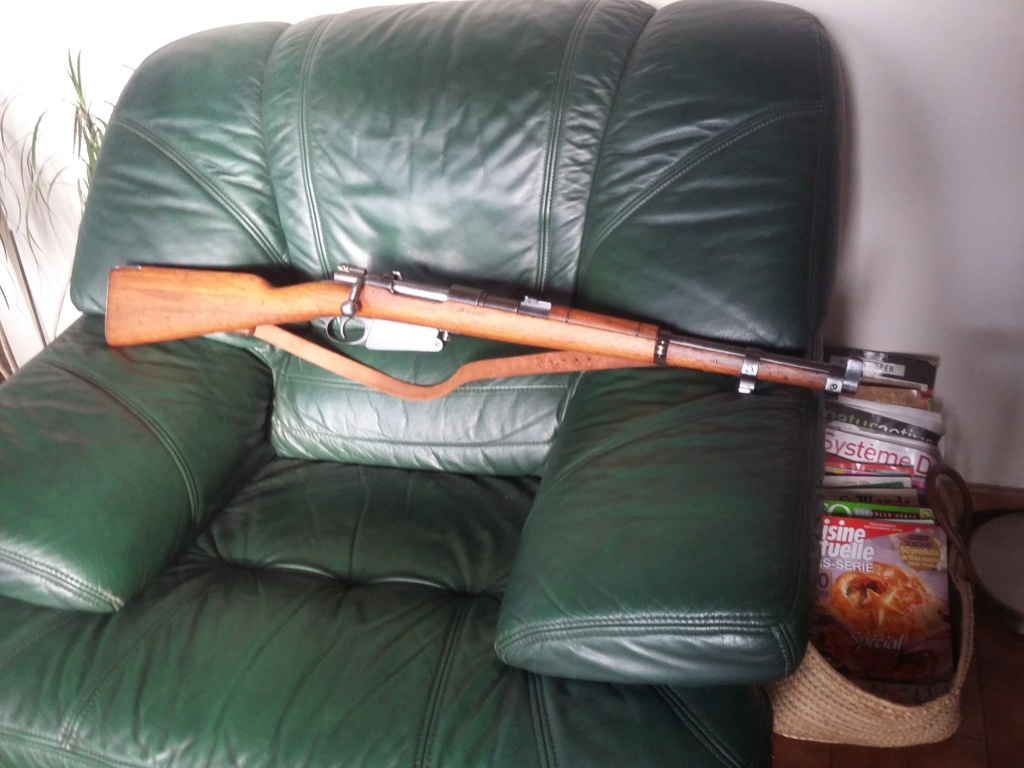 carabine mauser M91 91m10
