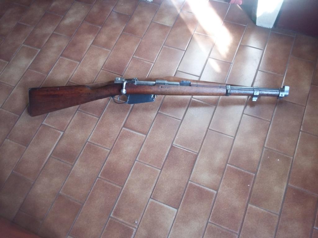 baïonnette  M9111