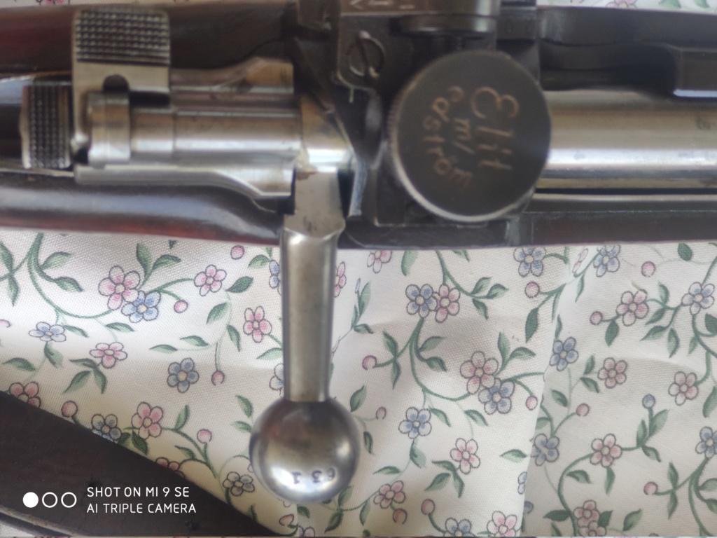Mauser Suédois M96 M96611