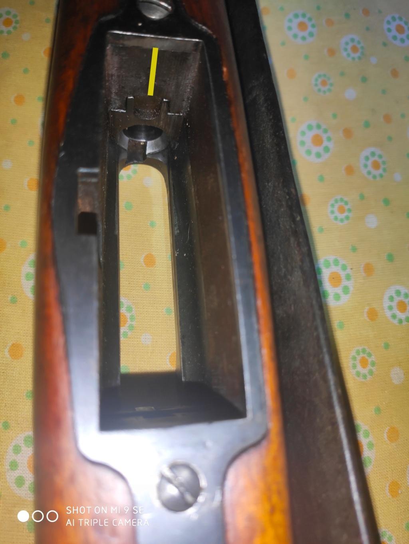 SCHMIDT RUBIN K 00/11 ISSU DE LA CARABINE 1905 Rubin10