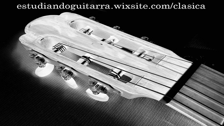 Estudiando Guitarra Clásica