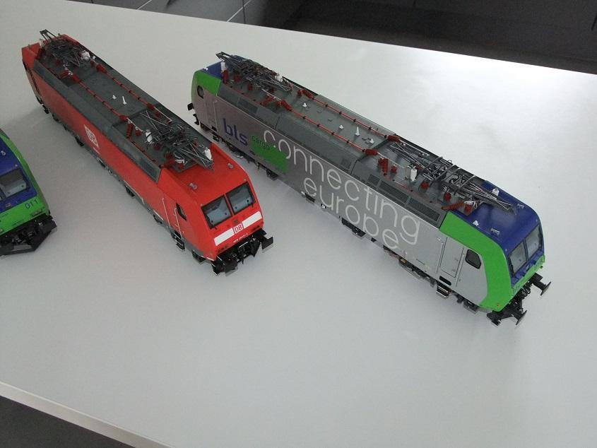 TRAXX 1  BR 185.1  au 1-32e Spur 1 Dscf3110