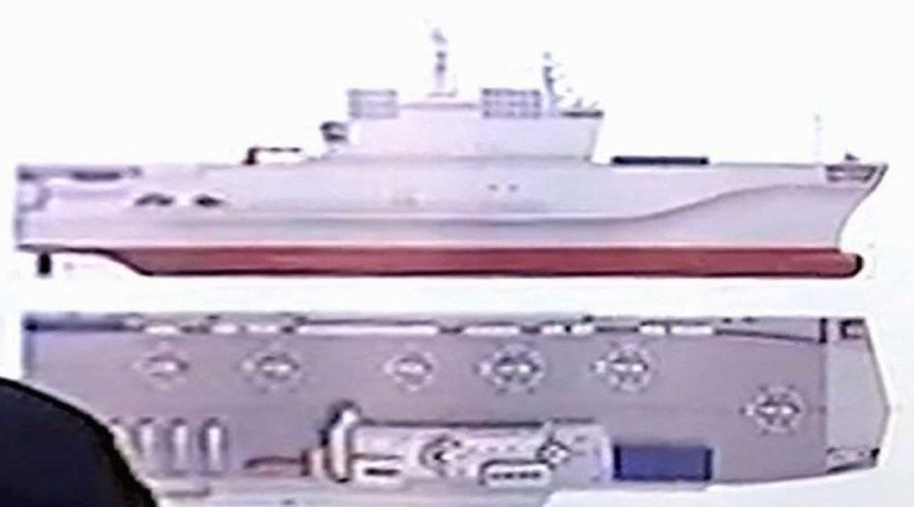"""Project 23900 """"Ivan Rogov"""" Amphibious assault ship - Page 10 80600812"""