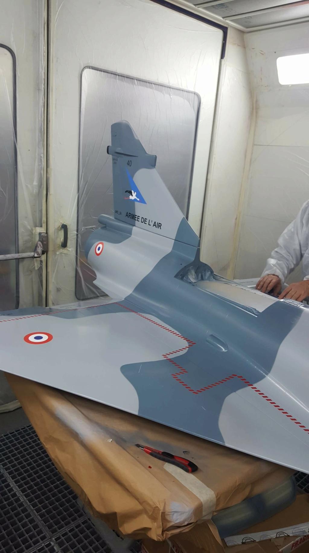 Mirage 2000 aviation design  - Page 2 Receiv90