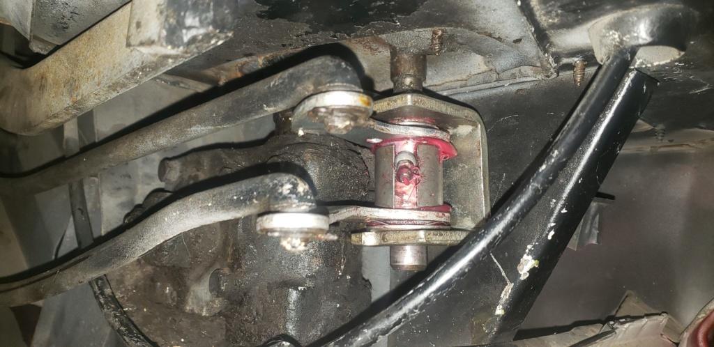 3 Speed Shifter Mechanism Rebuild 20191212