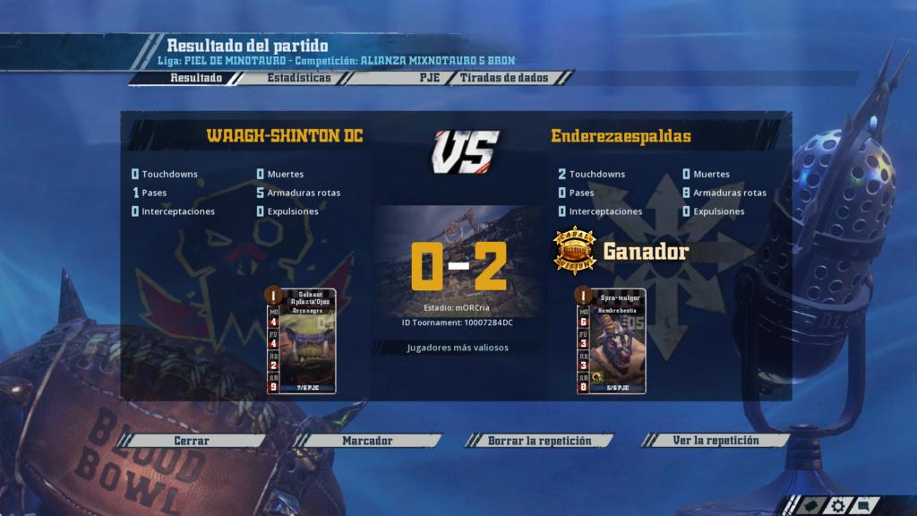Liga Alianza Mixnotauro 5 - División Cuerno de Bronce / Jornada 2 - hasta el domingo 12 de abril 18-03-11