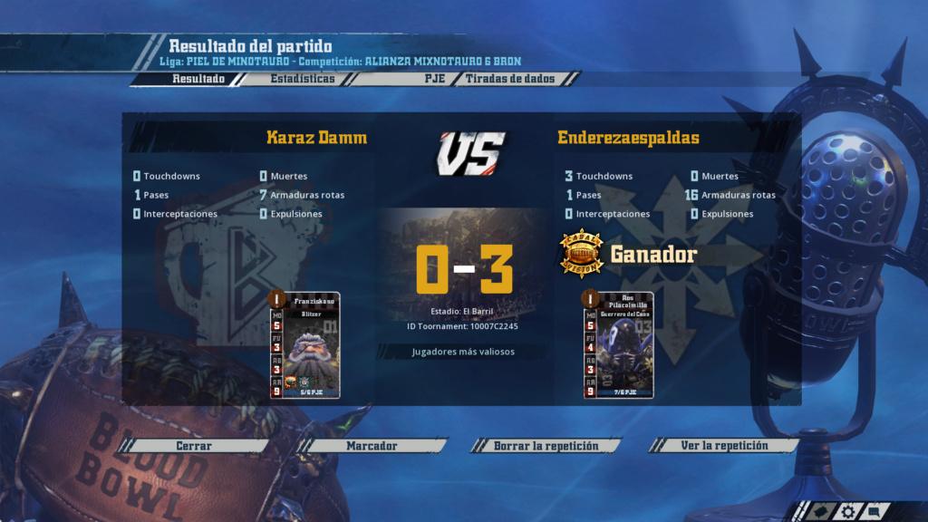 Liga Alianza Mixnotauro 6 - División Cuerno de Bronce / Jornada 1 - hasta el domingo 21 de junio 19-06-10