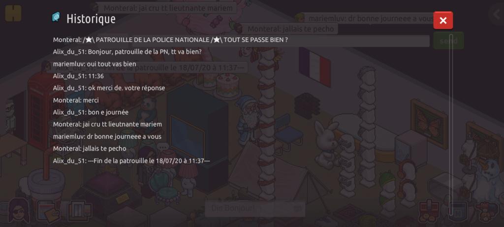 [P.N] Rapport de Patrouille d'Alix_du_51 - Page 2 Scree119