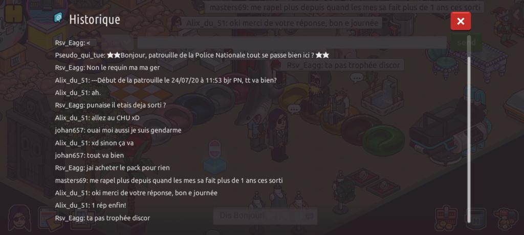 [P.N] Rapport de Patrouille d'Alix_du_51 - Page 2 Scree142