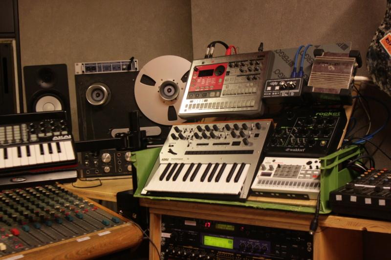 Créer son home studio Stud110