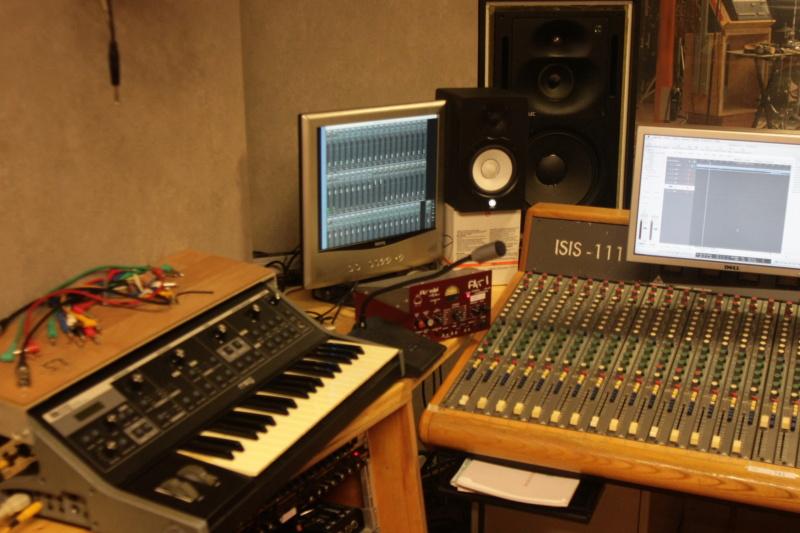 Créer son home studio Stud210