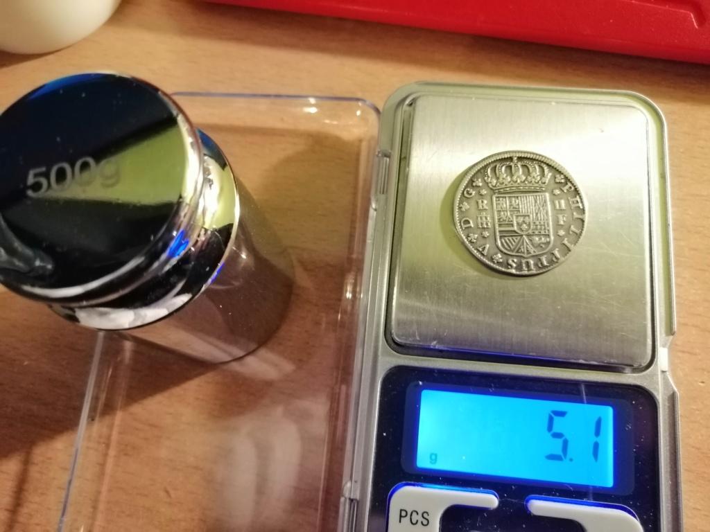 Moneda de plata de 2 Reales de Felipe V 1721 ¿FALSA? Img_2017