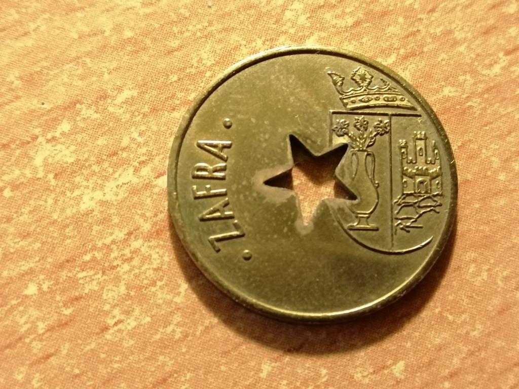 La moneda local de Zafra, El Varemedí Img_2044